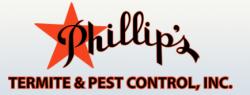 Phillips' Termite & Pest Control logo