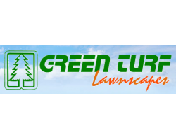 Green Turf Lawnscapes logo