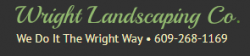Wright Landscaping Co logo