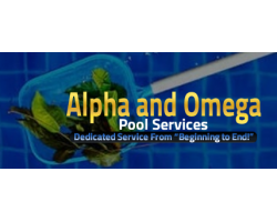 Alpha and Omega Pool Services, LLC logo