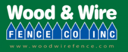 Wood & Wire Fence Company Incorporated logo