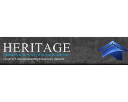 Heritage Roofing Hawaii logo