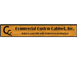 Commercial Custom Cabinet Inc. logo