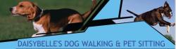 Daisybelle's Dog Walking & Pet Sitting logo