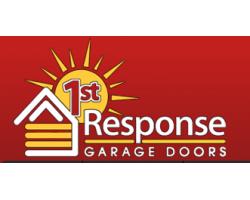1st Response Garage Doors logo