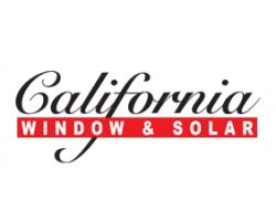 California Glass and Window logo