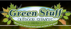Green Stuff Outdoor Services logo