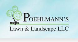 Poehlmann's Lawn & Landscape logo