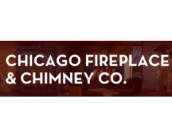 Chicago Fireplace & Chimney Co. logo