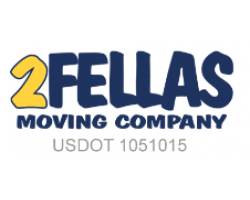 2 Fellas and A Big Vehicle Moving Company logo