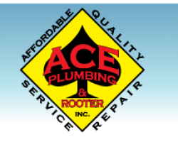 Ace Plumbing and Rooter Inc. logo