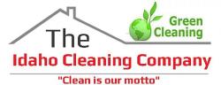 Idaho Cleaning Company logo