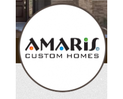 Amaris Custom Homes logo