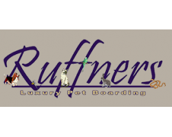 Ruffner's Luxury Pet Boarding St. Charles logo