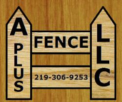 A Plus Fence logo