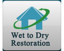Wet to Dry Restoration logo