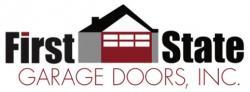 First State Garage Door logo