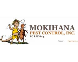 Mokihana Pest Control, Inc. logo