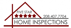 Five Star Home Inspections logo
