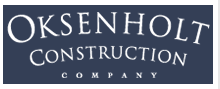 Oksenholt Construction Company logo