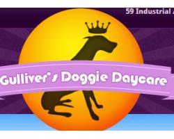 Gulliver's Doggie Daycare logo