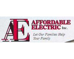 Affordable Electric Incorporated logo