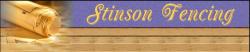 Stinson Fencing logo