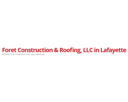 Foret Construction & Roofing, LLC. logo
