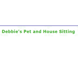 Debbie's Pet House Sitting logo