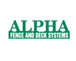 Alpha Fence and Deck Systems logo