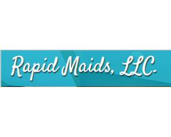 Rapid Maids logo