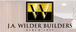 J.A. Wilder Builders logo