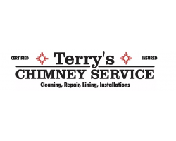 Terry's Chimney Service logo