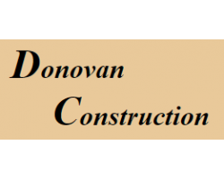 Donovan Construction & Remodeling logo