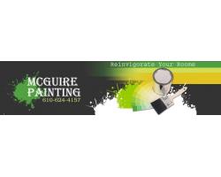 McGuire Painting logo