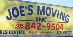 Joe's Moving logo