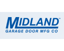 Midland Garage Door Mfg. Co. logo