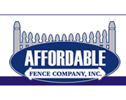 Affordable Fence Company logo