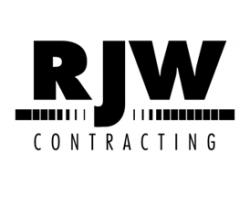 RJW Contracting logo
