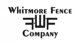 Whitmore Fence Company logo