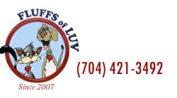 Fluffs of Luv, LLC logo