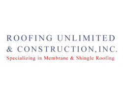 Roofing Unlimited & Construction, Inc. logo