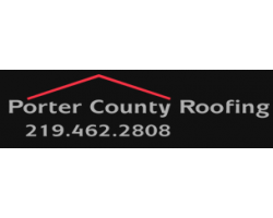 Porter County Roofing logo