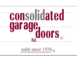 Consolidated Garage Doors  logo