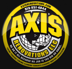 AXIS Renovations LLC logo