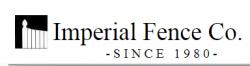 Imperial Fence Company logo