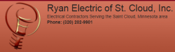 Ryan Electric Inc. logo