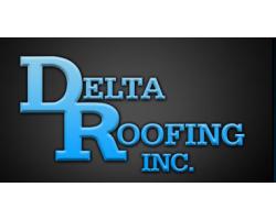 Delta Roofing logo