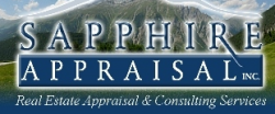 Sapphire Appraisal, Inc. logo