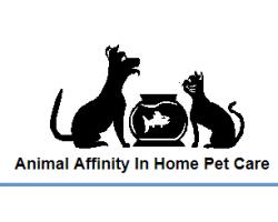 Animal Affinity Pet Sitting logo